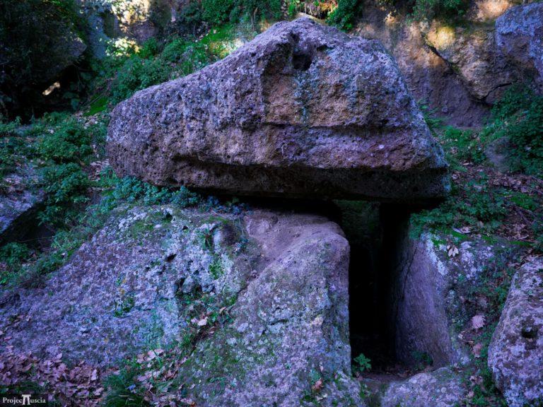 Tomba Necropoli di Castel d'Asso