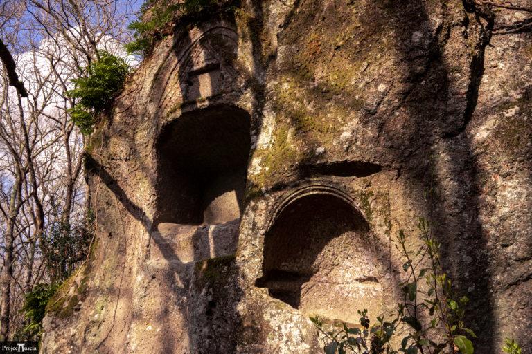 Nicchie Funerarie (Serraglio)