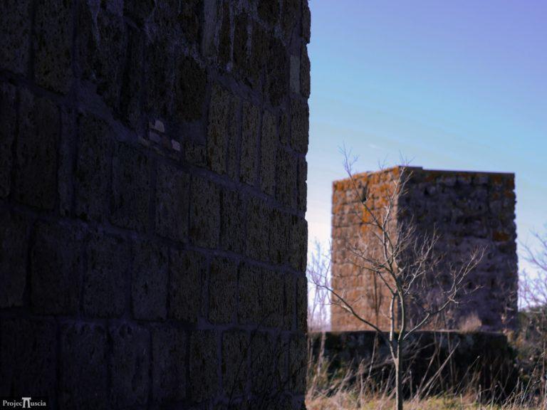 Castel d'Asso Bastioni