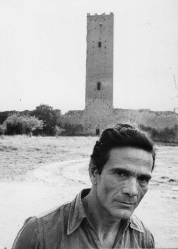 """Pasolini e la """"Torre di Chia"""""""