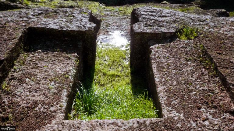 Necropoli di Pian del Vescovo